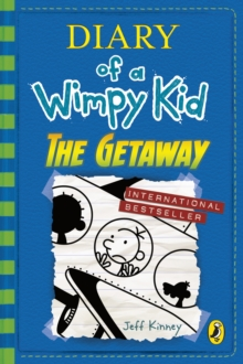 Diary of a Wimpy Kid: The Getaway (book 12), Hardback Book