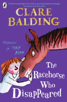 The Racehorse Who Disappeared, Paperback Book