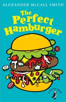 The Perfect Hamburger, Paperback Book