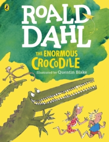 The Enormous Crocodile (Colour Edition), EPUB eBook