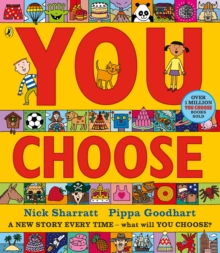 You Choose, Paperback Book