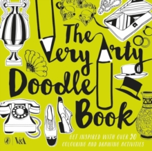 The Very Arty Doodle Book, Paperback / softback Book