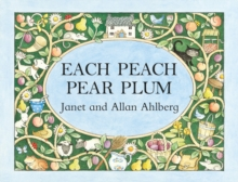 Each Peach Pear Plum, Board book Book