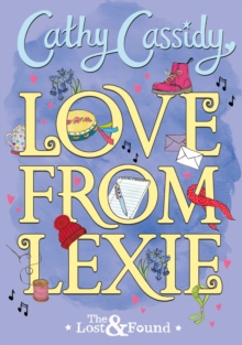 Love from Lexie (The Lost and Found), Paperback Book