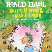 Billy and the Minpins & The Magic Finger, CD-Audio Book
