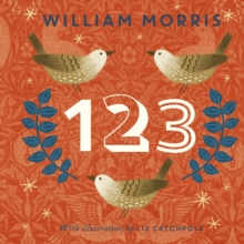 William Morris 123, Board book Book