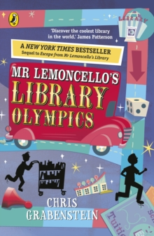 Mr Lemoncello's Library Olympics, Paperback Book