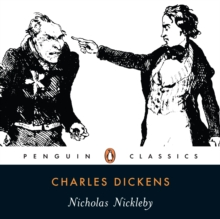 Nicholas Nickleby, eAudiobook MP3 eaudioBook