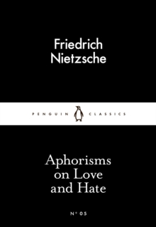 Aphorisms on Love and Hate, EPUB eBook