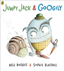 Jumpy Jack and Googily, Paperback Book