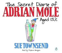 The Secret Diary of Adrian Mole Aged 13 3/4, CD-Audio Book