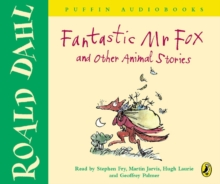 Fantastic Mr Fox and Other Animal Stories, CD-Audio Book