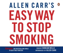 Allen Carr's Easy Way to Stop Smoking, CD-Audio Book
