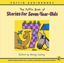 The Puffin Book of Stories for Seven-year-olds, CD-Audio Book