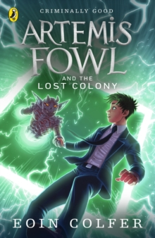 Artemis Fowl and the Lost Colony, EPUB eBook