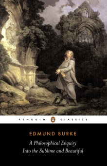 A Philosophical Enquiry into the Sublime and Beautiful, EPUB eBook