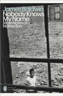 Nobody Knows My Name : More Notes Of A Native Son, EPUB eBook