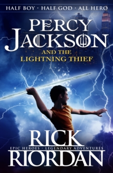 Percy Jackson and the Lightning Thief (Book 1), EPUB eBook