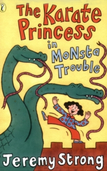 The Karate Princess in Monsta Trouble, EPUB eBook