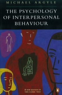 The Psychology of Interpersonal Behaviour, EPUB eBook