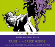 Tales of the Greek Heroes, eAudiobook MP3 eaudioBook