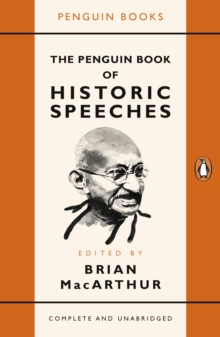 The Penguin Book of Historic Speeches, EPUB eBook