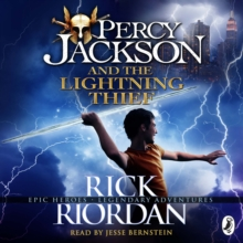 Percy Jackson and the Lightning Thief, eAudiobook MP3 eaudioBook