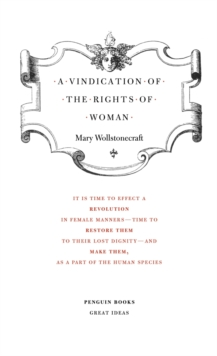 A Vindication of the Rights of Woman, EPUB eBook