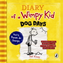 Dog Days (Diary of a Wimpy Kid book 4), eAudiobook MP3 eaudioBook