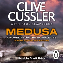 Medusa : NUMA Files #8, eAudiobook MP3 eaudioBook