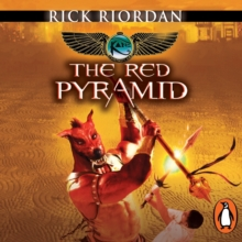 The Red Pyramid (The Kane Chronicles Book 1) : The Red Pyramid, eAudiobook MP3 eaudioBook