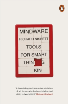 Mindware : Tools for Smart Thinking, Paperback / softback Book