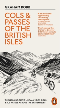 Cols and Passes of the British Isles, Paperback / softback Book