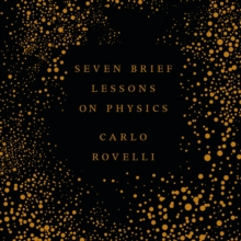 Seven Brief Lessons on Physics, eAudiobook MP3 eaudioBook