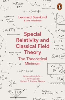 Special Relativity and Classical Field Theory, Paperback / softback Book