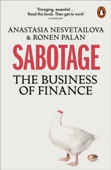 Sabotage : The Business of Finance, Paperback / softback Book