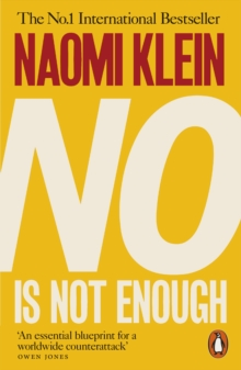 No Is Not Enough : Defeating the New Shock Politics, Paperback Book