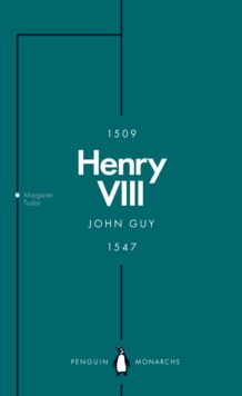 Henry VIII (Penguin Monarchs) : The Quest for Fame, Paperback / softback Book
