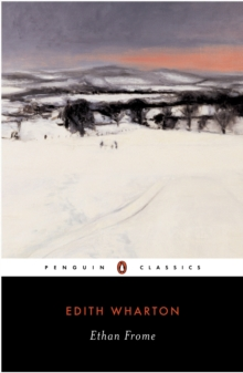 Ethan Frome, Paperback Book