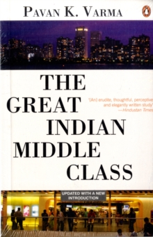The Great Indian Middle Class, Paperback Book