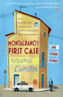Montalbano's First Case and Other Stories,  Book