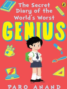 Genius : The Secret Diary of the Worlds Worst, Paperback Book