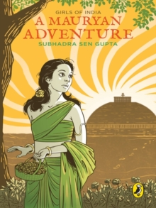 Girls of India : A Mauryan Adventure, Paperback Book