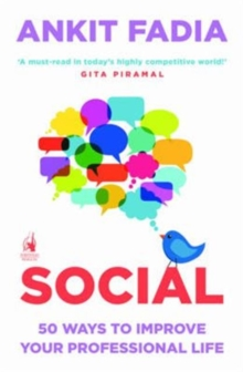 Social: 50 Ways To Improve Your Professional Life, Paperback Book