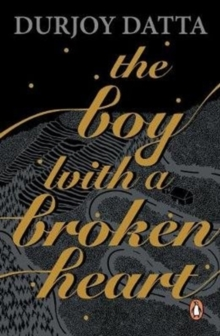 The Boy with a Broken Heart, Paperback Book