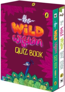 The Wild Wisdom Quiz Book, Paperback Book