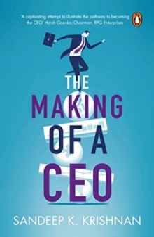Making of a CEO, Paperback Book
