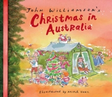 John Williamson's Christmas in Australia, Paperback Book