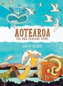 AOTEAROA THE NEW ZEALAND STORY PUFFIN, Hardback Book