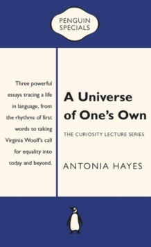 A Universe of One's Own, Paperback / softback Book